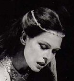 Janice Baird as Salome in Genova