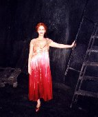 Janice baird as Salome in Leipzig